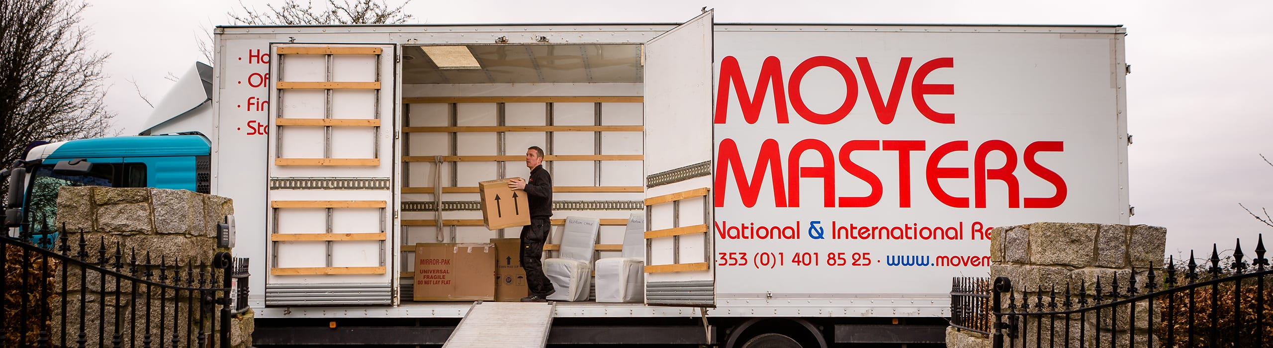 Move Masters - Corporate | Commercial | Private Relocation